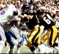 Jon Kolb Steelers Story: Terry Bradshaw and Fans